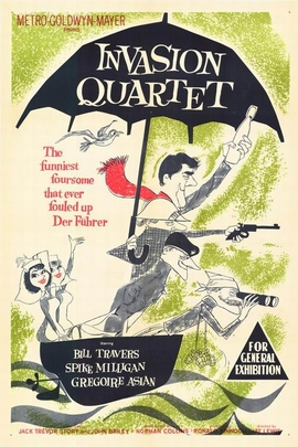 Invasion Quartet( 1961 )