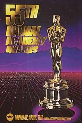 第55届奥斯卡颁奖典礼( 1983 )