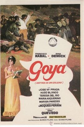 戈雅,一个孤独的故事( 1971 )