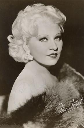 梅·韦斯特/Mae West