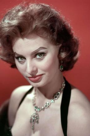 索菲娅·罗兰/Sophia Loren