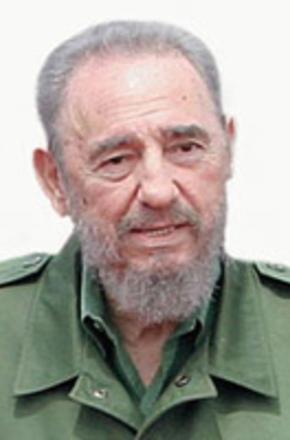 菲德尔·卡斯特罗/Fidel Castro
