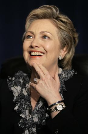希拉里·克林顿/Hillary Rodham Clinton