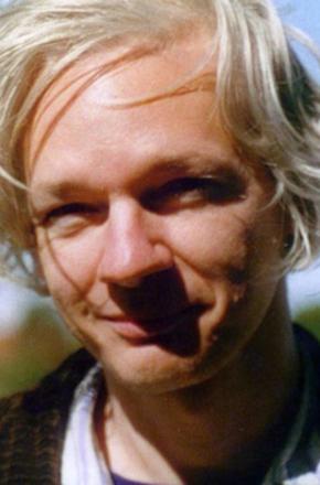 朱利安·阿桑奇/Julian Assange