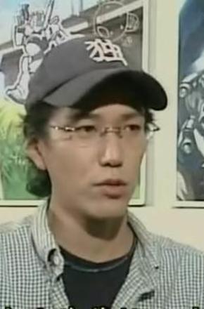 神山健治/Kenji Kamiyama