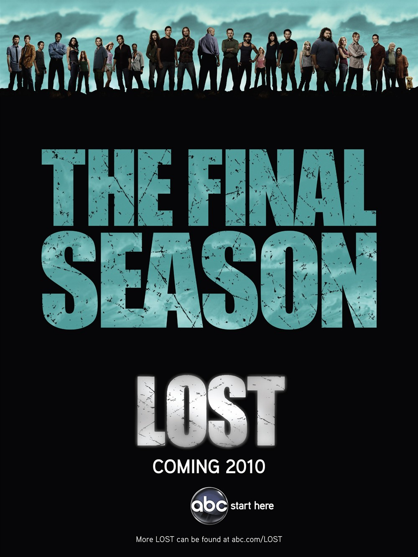 迷失Lost的海报