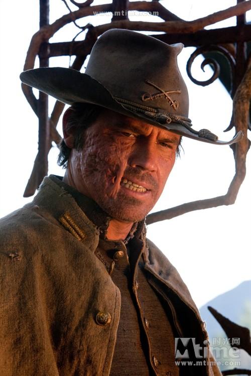 西部英雄约拿·哈克斯