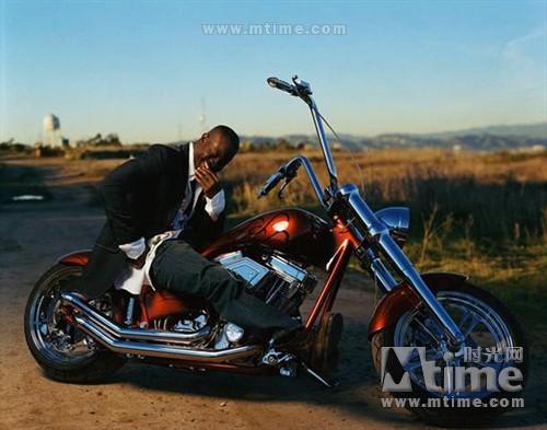 杰曼·翰苏 Djimon Hounsou 写真 #31