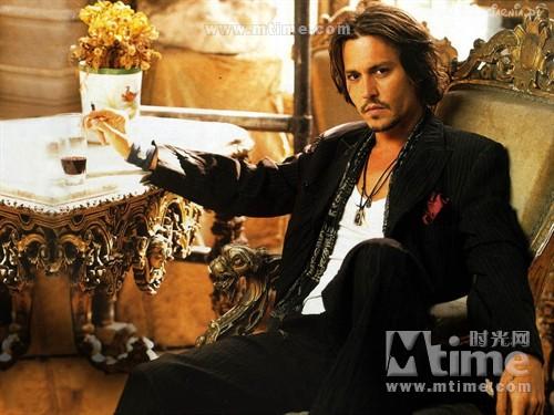 约翰尼·德普 Johnny Depp 写真 #272