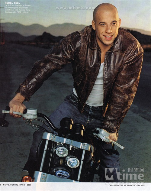 范·迪塞尔 Vin Diesel 写真 #0029
