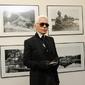 生活照 #39:卡尔·拉格菲尔德 Karl Lagerfeld