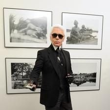生活照 #42:卡尔·拉格菲尔德 Karl Lagerfeld