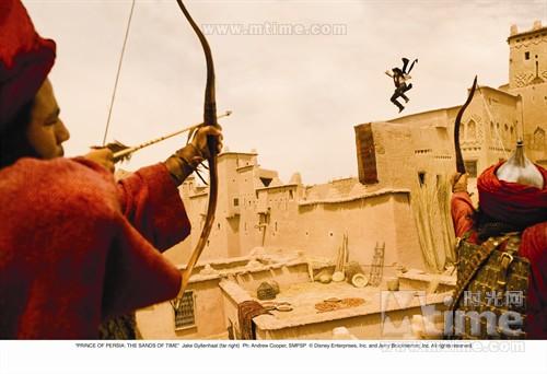 沙漠里搜不出秘密武器——《波斯王子》 - 风间隼 - 电光影里斩春风