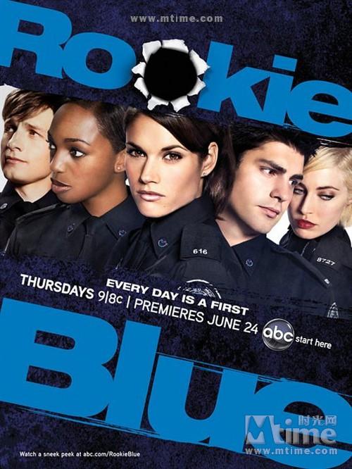 菜鸟警察Rookie Blue(2010)海报 #01