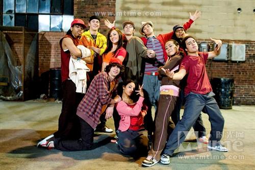 舞出我人生街舞_一些关于街舞的电影原声_nicta