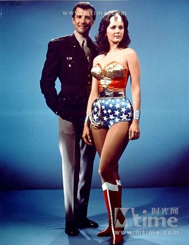 超级女英雄