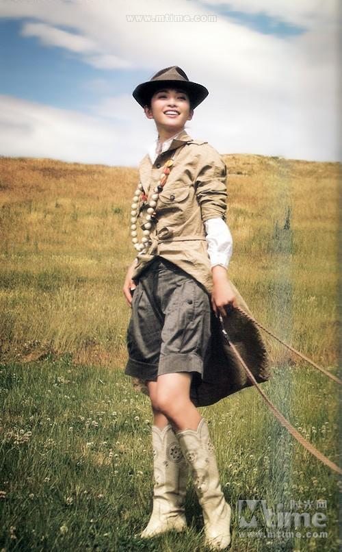 性感老婆旅游时的自拍36p_李冰冰的时尚性感蜕变[36p];; 李冰冰的时尚性感蜕变; 写真 #187