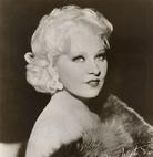 写真 #0010:梅·韦斯特 Mae West