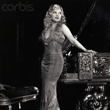 写真 #0012:梅·韦斯特 Mae West