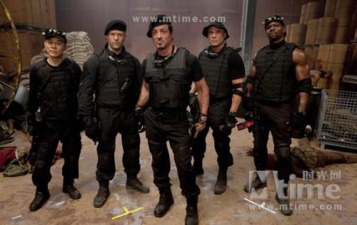 敢死队The Expendables(2010)剧照 #20