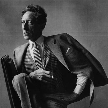 写真 #0005:让·谷克多 Jean Cocteau