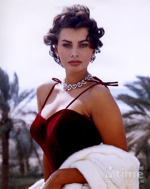 索菲娅·罗兰 Sophia Loren 写真 #162