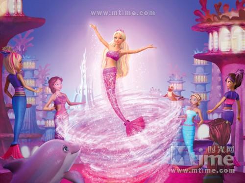 芭比之美人鱼历险记barbie