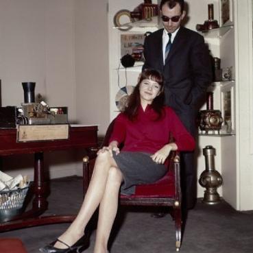 生活照 #21:让-吕克·戈达尔 Jean-Luc Godard