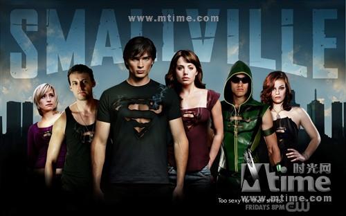 超人前传Smallville 2001 海报 11