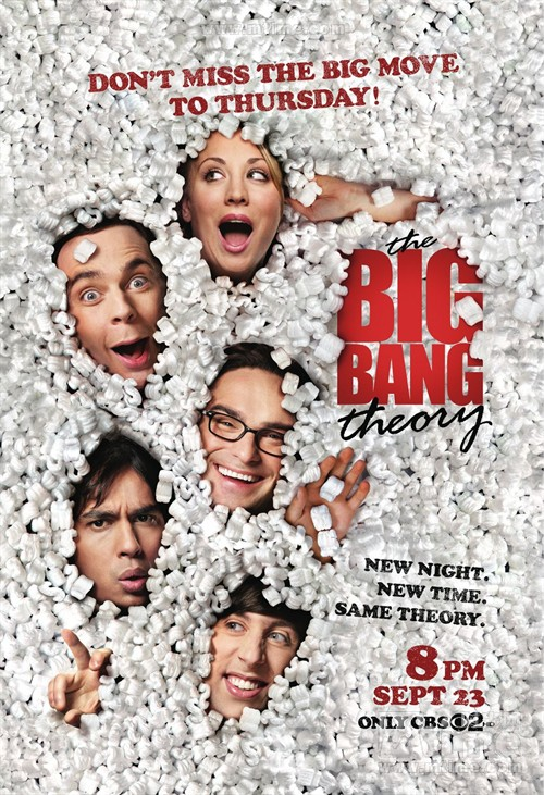 生活大爆炸The big bang theory(2007)海报 #05