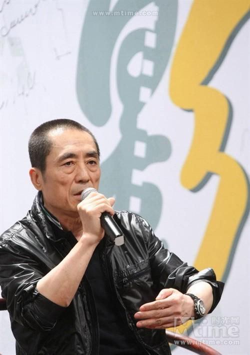 张艺谋 Yimou Zhang 生活照 #93