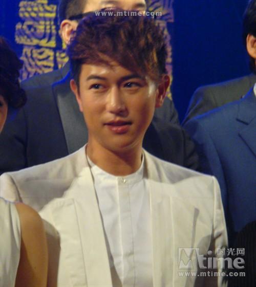 陈键锋 kin fung chan 生活照 #2009