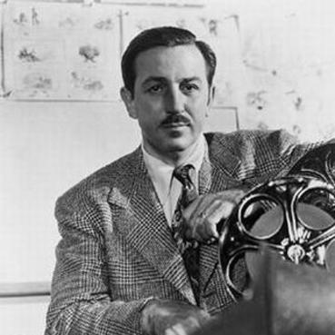 写真 #01:华特·迪士尼 Walt Disney