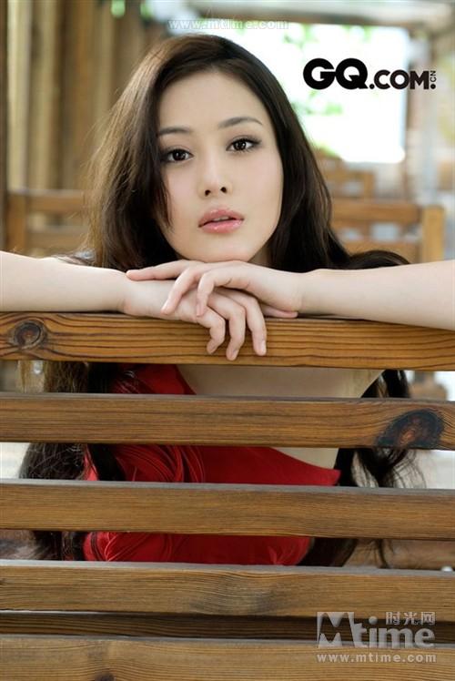 张馨予 写真 05