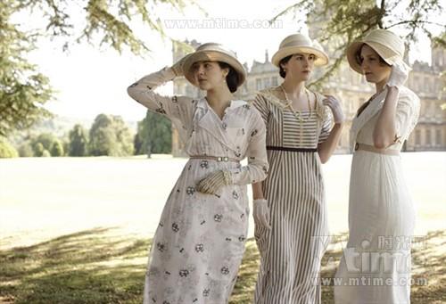 唐顿庄园Downton Abbey(2010)剧照 #10