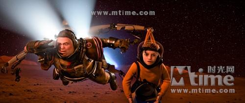 火星救母记Mars needs moms(2011)剧照 #03
