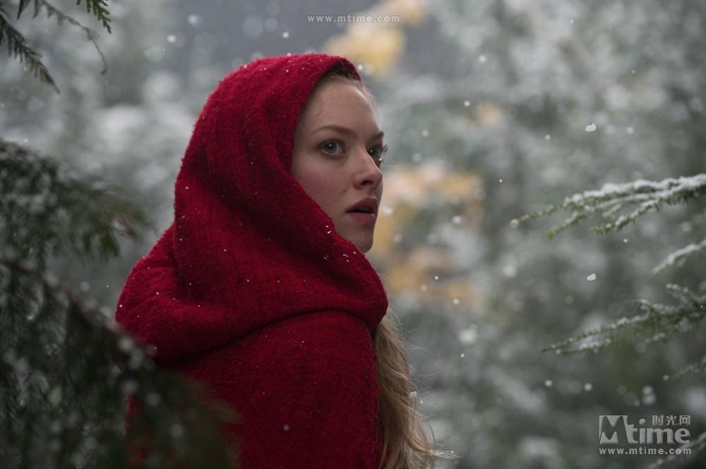小红帽:为了阿曼达那双忽闪忽闪的大眼睛 - 邑人 - 邑人的天空,我在飞翔