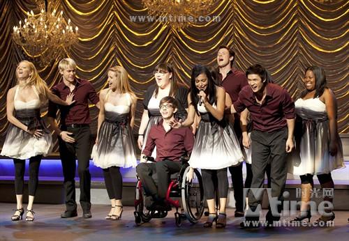 欢乐合唱团Glee(2009)剧照 #146