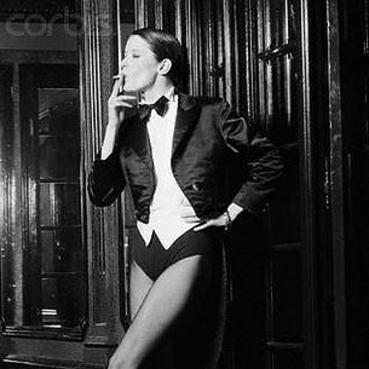写真 #01:西尔维娅·克里斯蒂 Sylvia Kristel