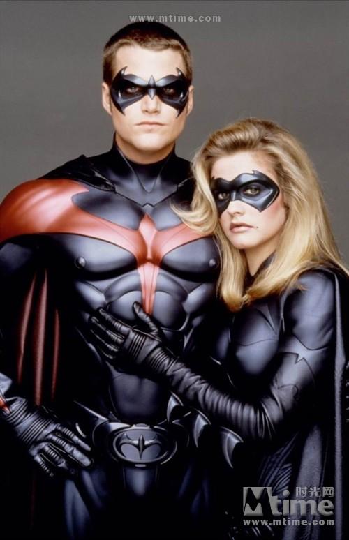 蝙蝠侠与罗宾tmnnd