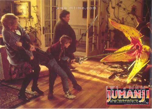 勇敢者的游戏Jumanji(1995)剧照 #14