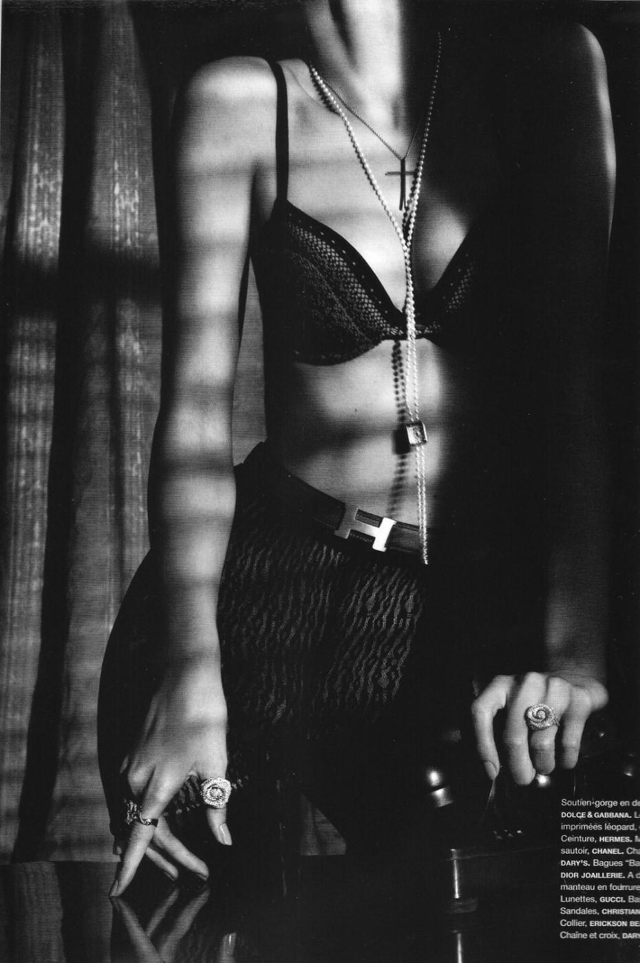 ·立陶宛超模艾迪塔·维尔珂薇楚泰【Edita Vilkeviciute】性感演绎 - 冬日暖陽 - 缘来如此心动