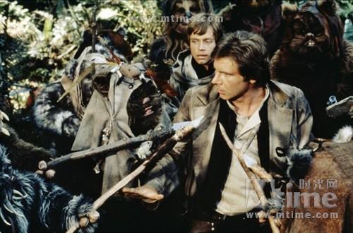 星球大战3:武士复仇Star Wars: Episode VI - Return of the Jedi(1983)剧照 #24