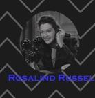 写真 #03:罗莎琳德·拉塞尔 Rosalind Russell