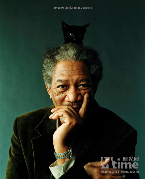 摩根·弗里曼 Morgan Freeman 写真 #25