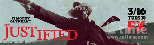 火线警探Justified(2010)海报 #02