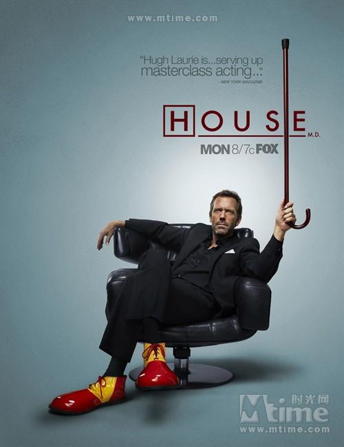 豪斯医生House, M.D.(2004)海报 #40