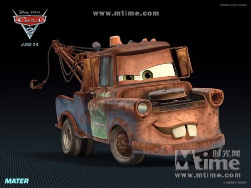 赛车总动员2Cars 2(2011)桌面 #15A