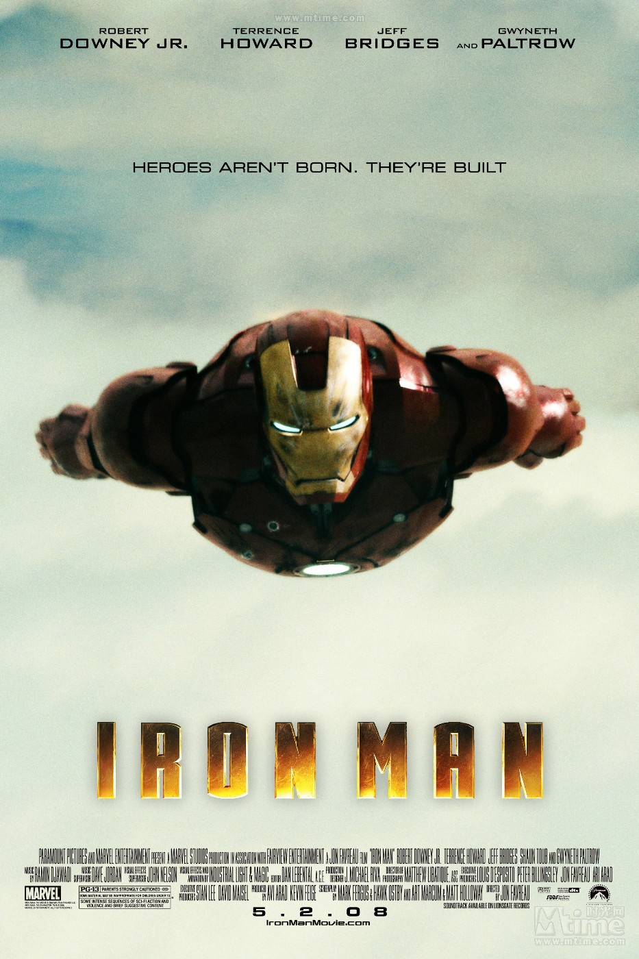 [4K电影]钢铁侠 (2008) Iron Man