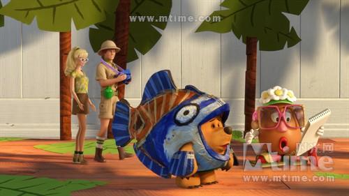 玩具总动员之夏威夷假期